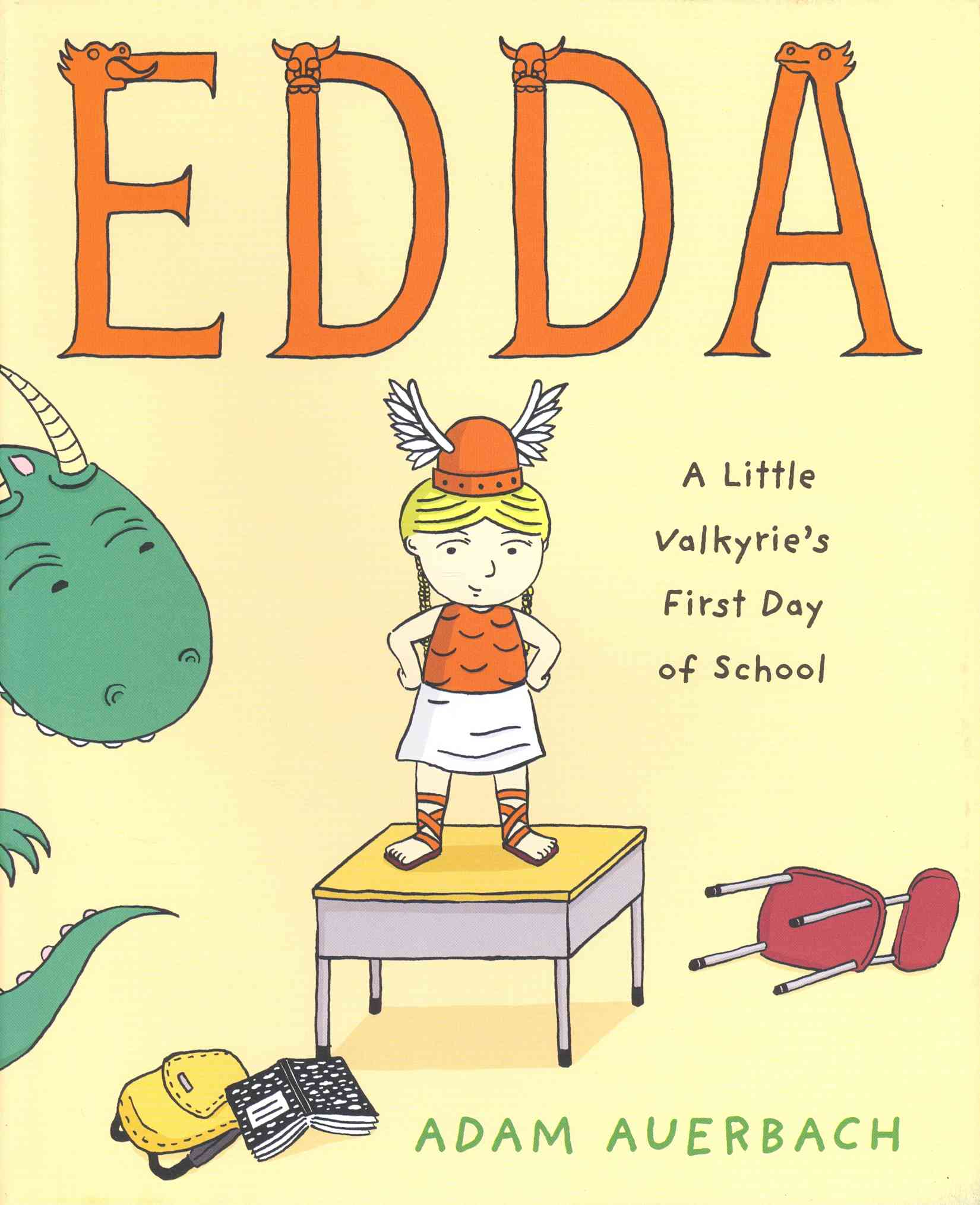 Edda By Auerbach, Adam/ Auerbach, Adam (ILT)