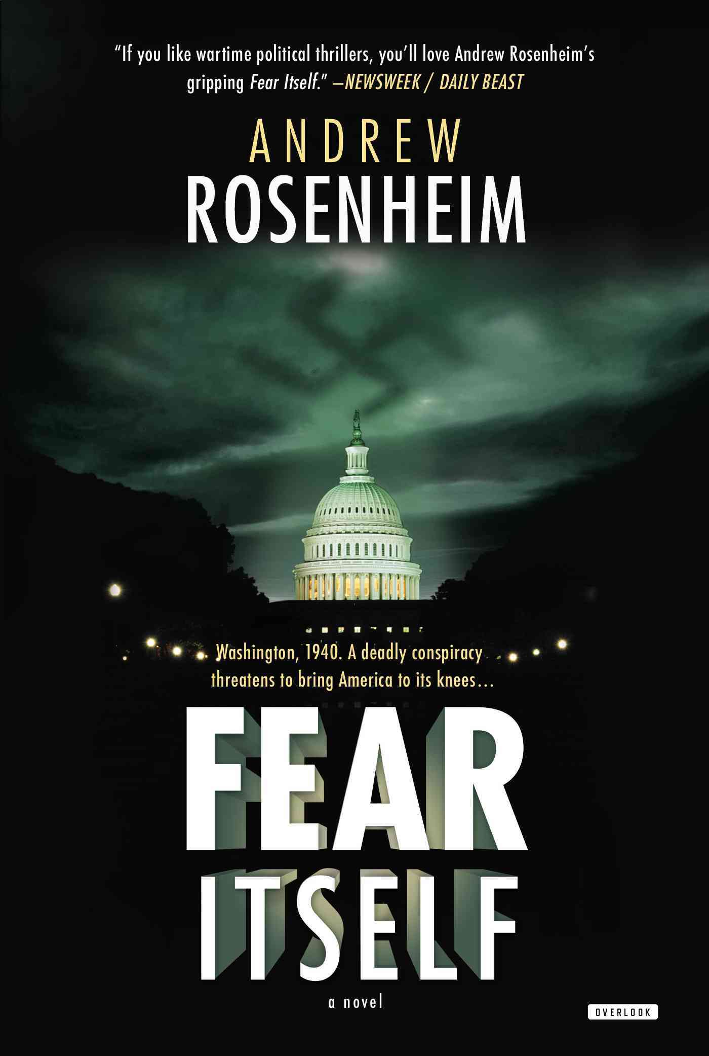 Fear Itself By Rosenheim, Andrew